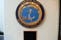 入口の紋章