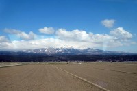 春の出羽三山