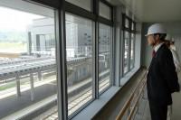 西口に移設される脇野田駅