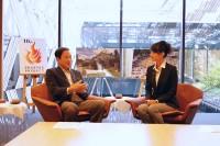 小正裕佳子さんのインタビュー