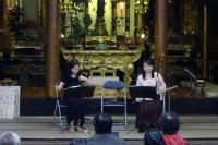 浄福寺でのイベント