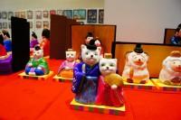 猫びな(今町べと人形)