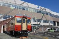 北陸新幹線糸魚川駅