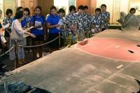 山本五十六記念館を見学