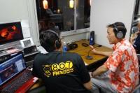 FM長岡の佐野さんのインタビュー