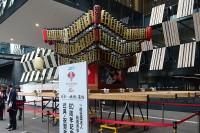 長岡JC超巨大神輿