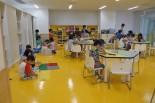 パオと名付けられた「児童室」