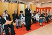 大澤三司さんによる代表挨拶